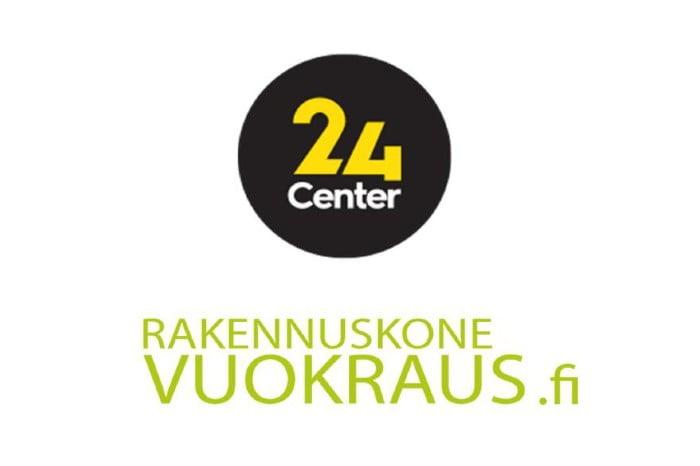 24center rakennuskonevuokraus