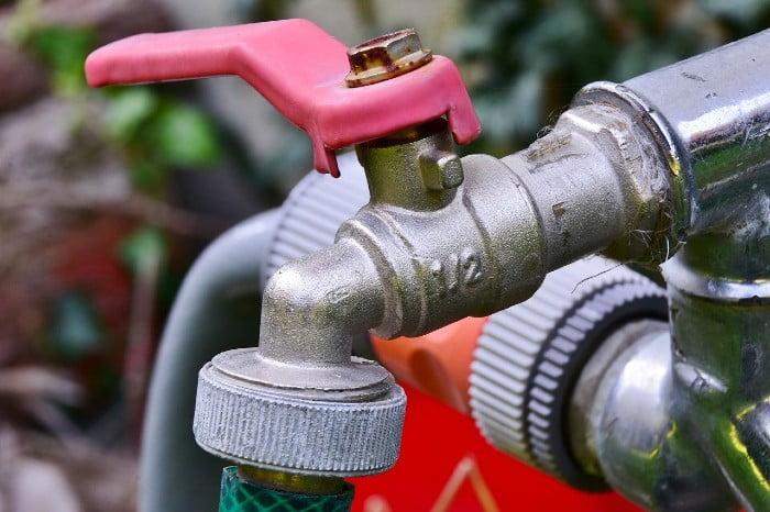 vesipostiventtiilin jäätyminenvesipostiventtiilin jäätyminen